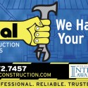 Total Construction Ad