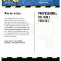 Restoration SellSheet
