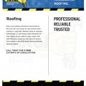 Roofing SellSheet